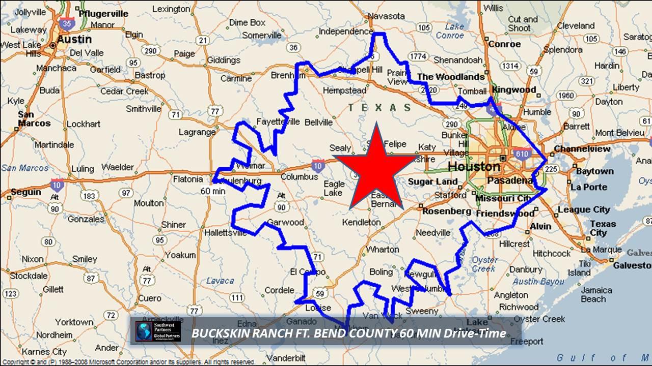 Reduced 300k Best Houston Ranch Deal Best Ft Bend